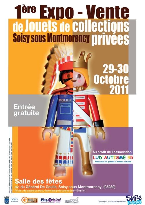 Exposition Playmobil Soisy 2011