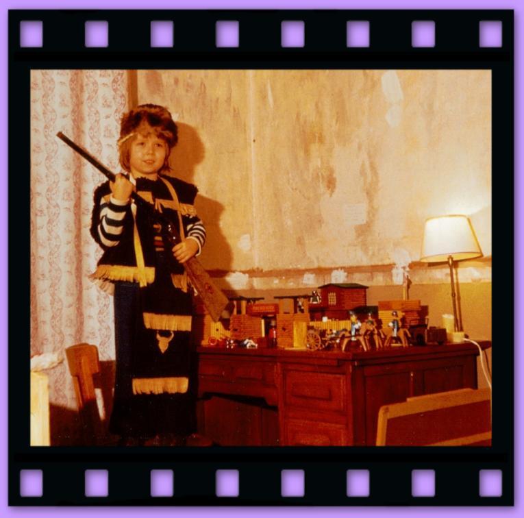 mon fort red river la redoute de 1977 pour mes playmobil